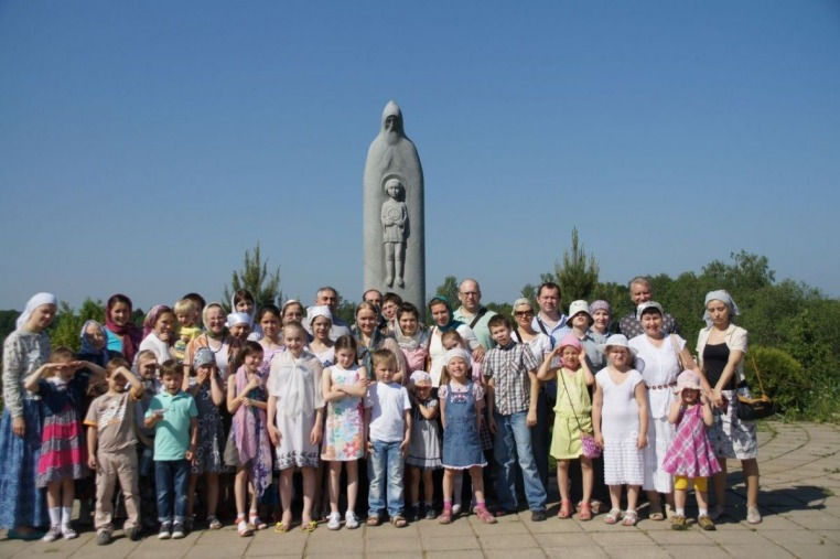 2014_05_25_ Троице-Сергиева Лавра, паломничество Воскресной школы и прихожан