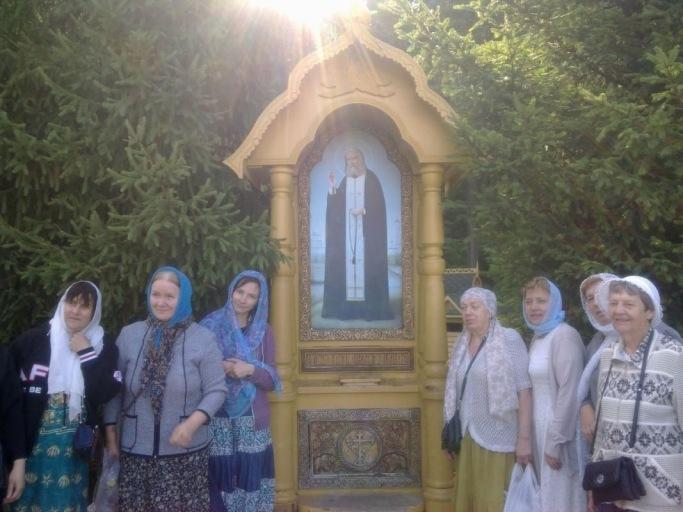 2014_07_25-28 Паломничество в Дивеево-Суворово-Арзамас