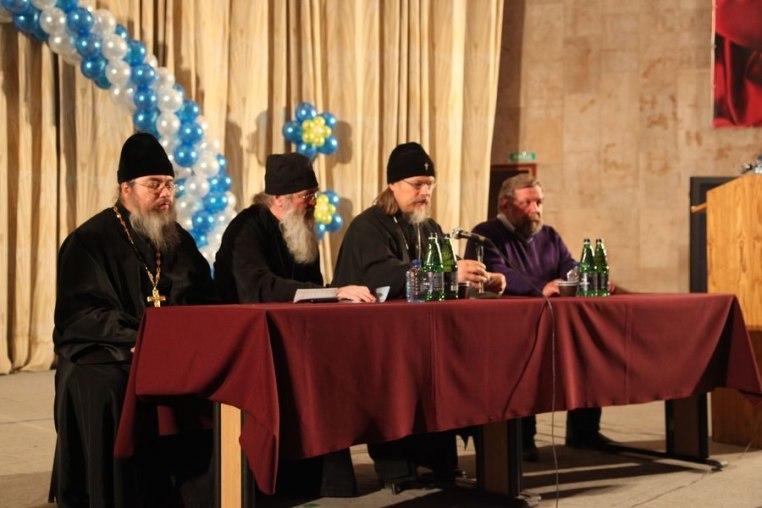 2014_11_30 Межвикариатские Владимирские чтения