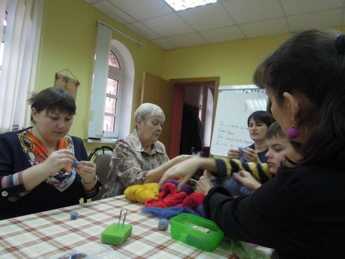 2014_12_01 Мастер-класс по изготовлению игрушек