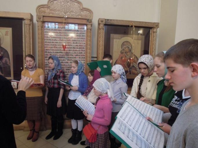 2015_02_15_Занятия в Воскресной школе