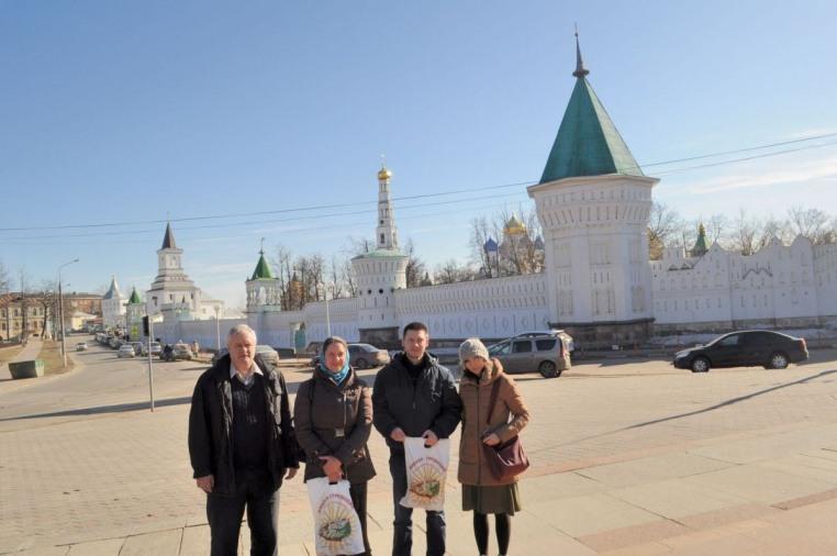 2015_03_14_Паломническая поездка в Николо-Угрешский монастырь