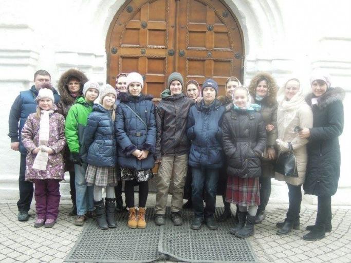 2015_03_17_Паломничество Воскресной школы