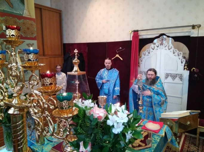 2016_12_04 Введение во храм Пресвятой Богородицы