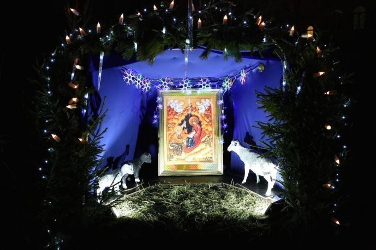 2018_01_06  Великое повечерие Рождества Христова