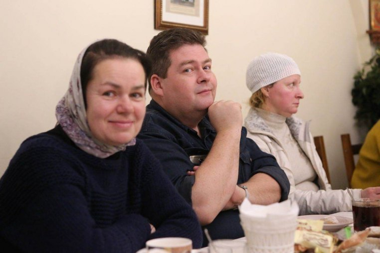 2018_01_13 Собрание работников храма