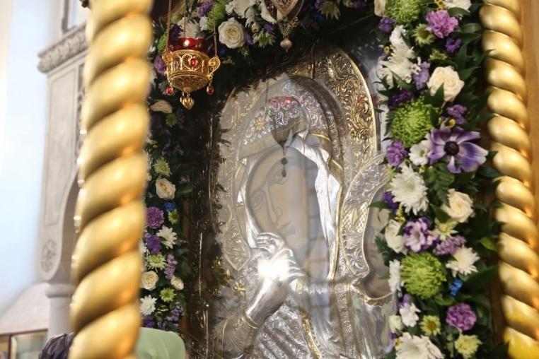 2018_02_03 Престольный праздник, Божественная литургия