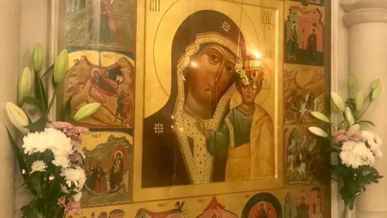 2019_11_03_Всенощное бдение под праздник Казанской иконы Божией Матери