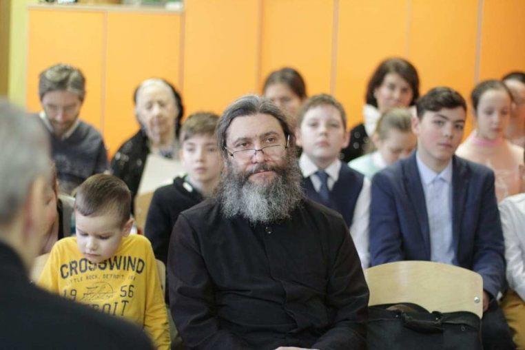 2020_02_23_Концерт в Воскресной школе и беседа с батюшкой