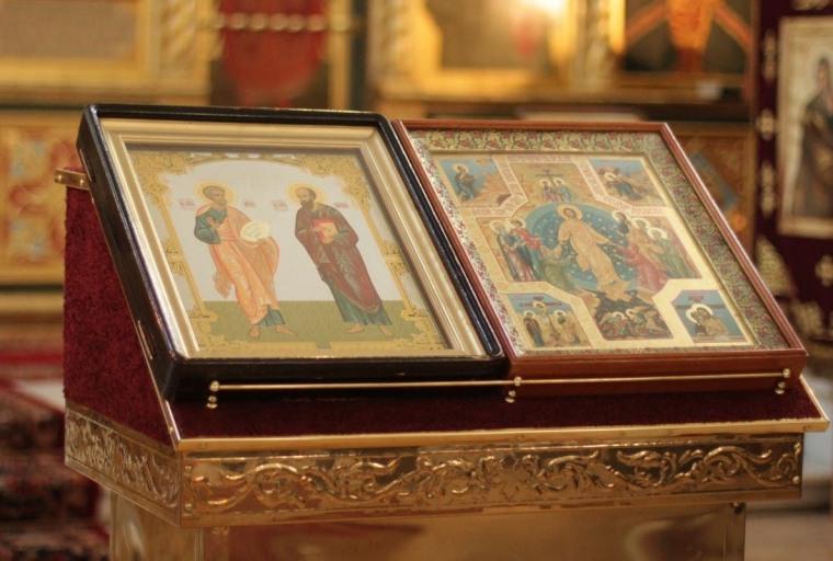 2020_07_12 праздник святых первоверховных апостолов Петра и Павла