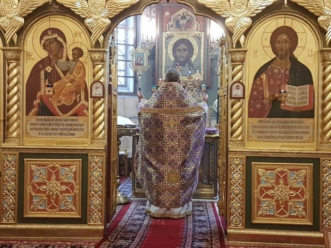 2020_08_13 Изнесение Честных Древ Животворящего Креста Господня