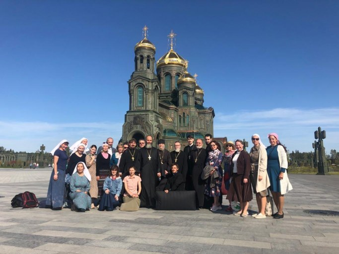 2020_09_03 Молебен перед мощами святителя Луки Крымского