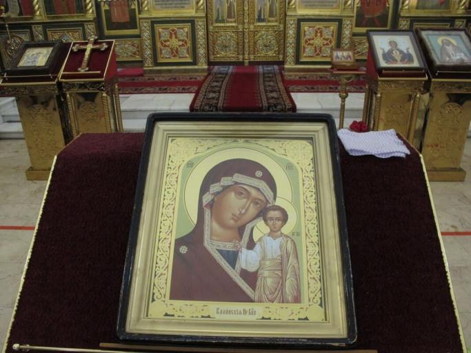 2020_11_04 Празднование Казанской иконе Божией Матери