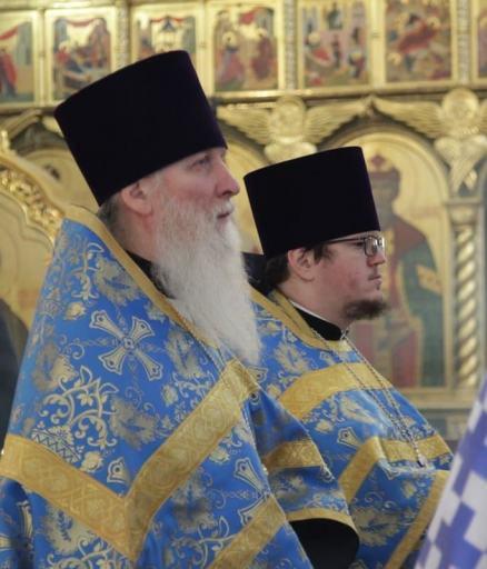 2020_12_06 Архиерейская Божественная литургия