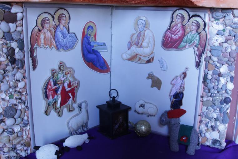 2020_12_27 Конкурс детских рисунков в честь Рождества Христова