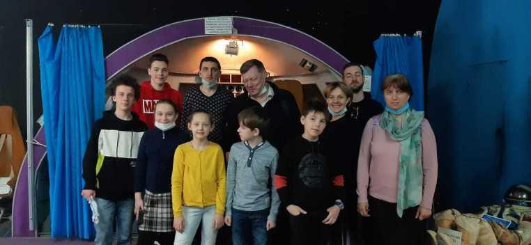 2021_04_11 Экскурсия в честь Дня космонавтики