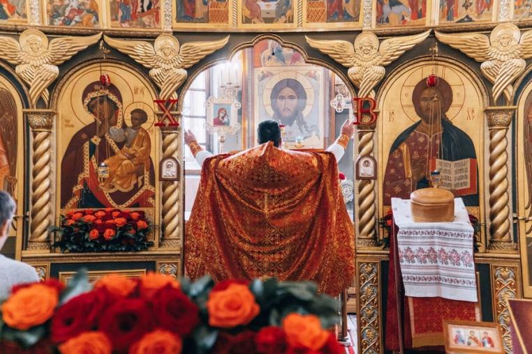 2021_05_02 ПАСХА, утренняя литургия