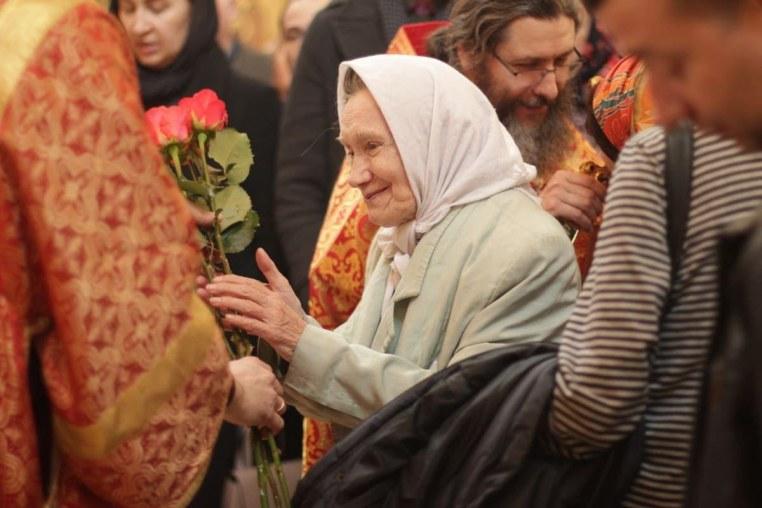 3-я Неделя по Пасхе, свв жен-мироносиц, 22 апреля 2018 года