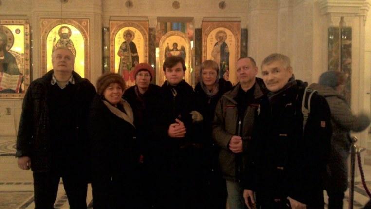9 февраля 2019 года - паломничество в Сретенский и Рождественский монастыри