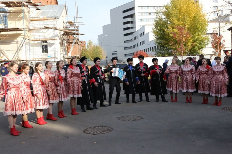 Народные гуляния в праздник Покрова Богородицы 14 октября 2018 года
