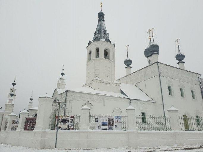 Паломническая поездка в Толгский монастырь и Годеново 8 декабря 2018 года