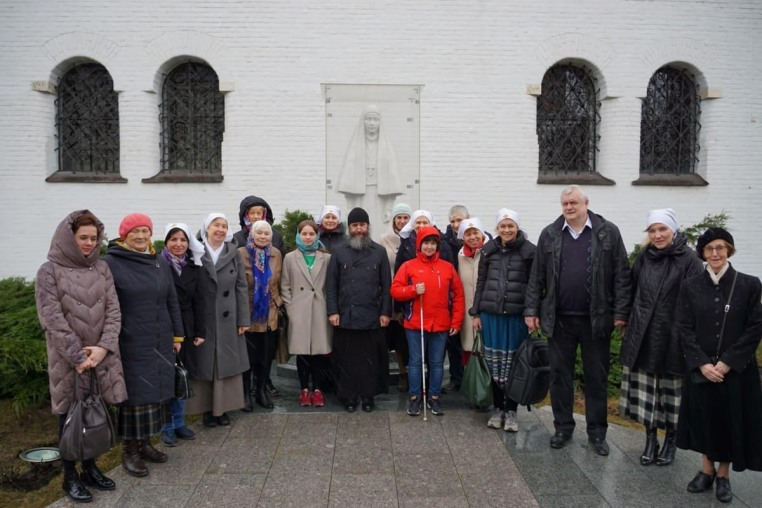 Паломничество в Марфо-Мариинскую обитель 14 апреля 2019 года