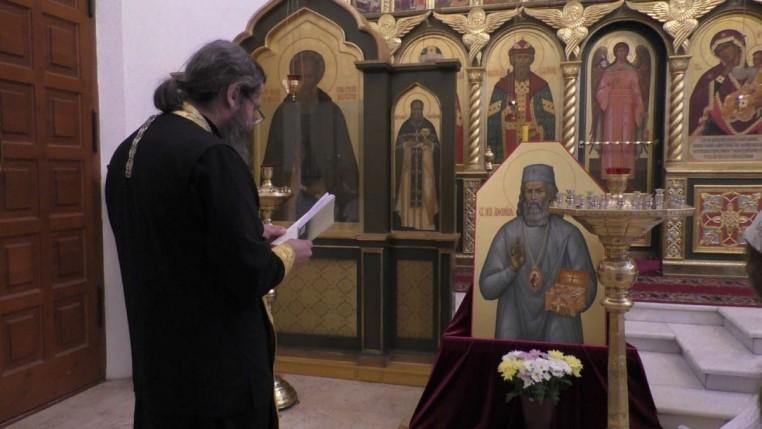 Праздник святителя Луки, исповедника, архиепископа Симферопольского, 10-11 июня 2018 года