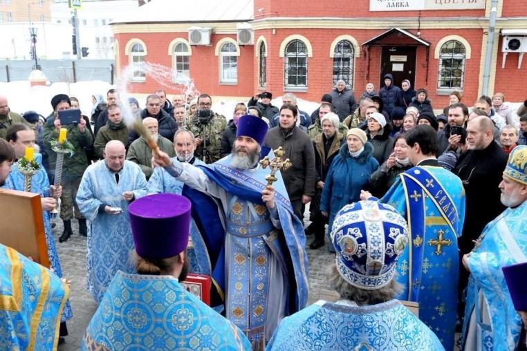 Престольный праздник 3 февраля 2019 года - Крестный ход и народные гуляния