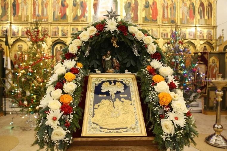 Рождество Христово 7 января 2019 года