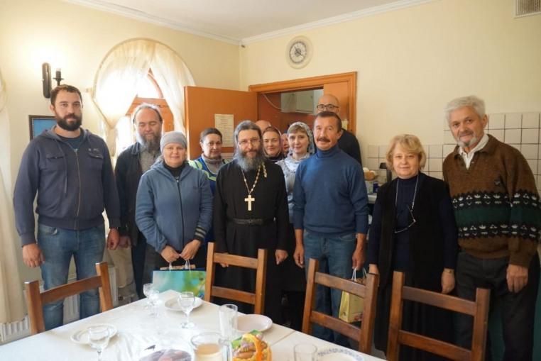 Юбилей Юрия Завадского и день рождения Елены Бокаревой 1 октября 2018 года